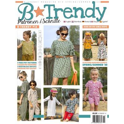 Revista tipare copii - B Trendy nr 14