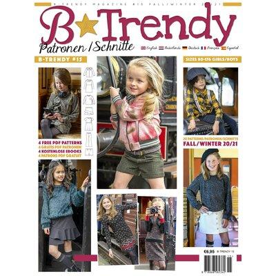 Revista tipare copii - B Trendy nr 15