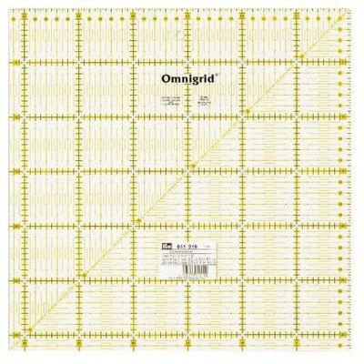 Rigla patchwork si quilting 31.5 x 31.5 cm - Cod 611319