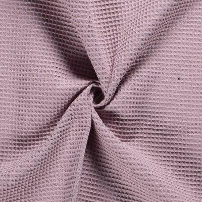 tesatura-din-bumbac-waffle-pique-old-pink-41246-2.jpeg