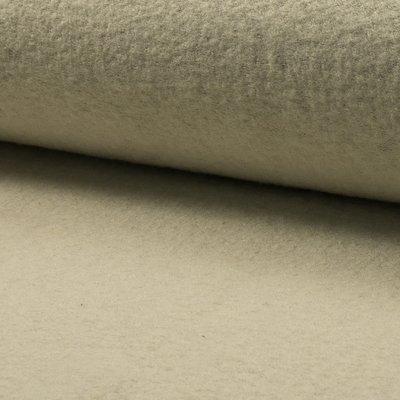 Tesatura din lana fiarta - Ecru