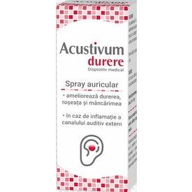 Acustivum durere spray auricular 20ml