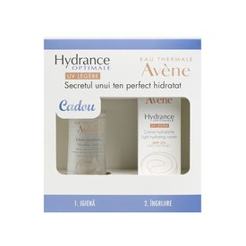Avene Hydrance Optimale Legere Crema Spf 20+ 40ml + Lotiune Micelara 100ml