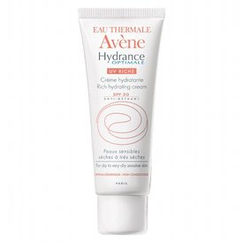 Avene Hydrance Optimale Riche Spf 20+ Crema Hidratanta Fotoprotectoare Ten Uscat 40ml