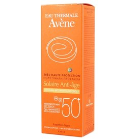 Avene SPF50 Lotiune Anti-age Fara Parfum 50ml
