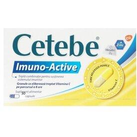 Cetebe Imuno-Active 30 capsule