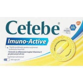 Cetebe Imuno-Active  60 capsule