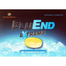 Fluend Extreme 16 comprimate de supt
