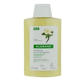 Klorane Şampon cu Ceară de Magnolie pentru Stralucire si Protectie 200ml