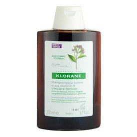 Klorane Şampon cu Chinină şi Complex de Vitamine B Impotriva Caderii Parului 200ml
