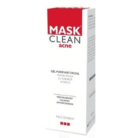 Mask Clean Gel purifiant 150 ml