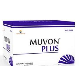 Muvon Plus 30 plicuri