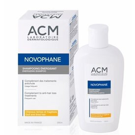 Novophane, Şampon energizant 200ml