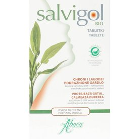 Salvigol 30 tablete