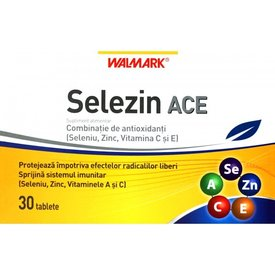 Selezin ACE, 30 tablete