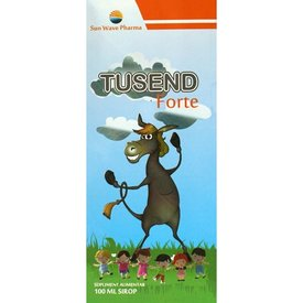 Tusend Forte, sirop 100 ml