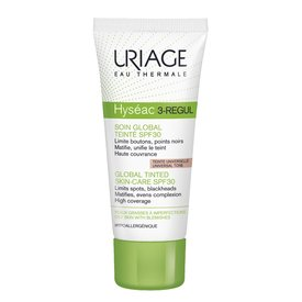 Uriage Hyseac 3 Regul Crema Coloranta Spf 30+ 40ml