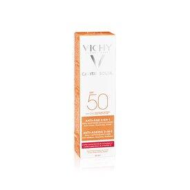 Vichy Capital Soleil crema antiioxidanta antirid  Spf50 50ml
