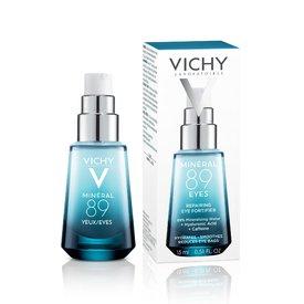 Vichy Mineral 89 gel contur ochi 15ml