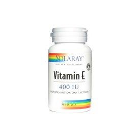 Vitamina E, 400 UI, 50 capsule gelatinoase moi