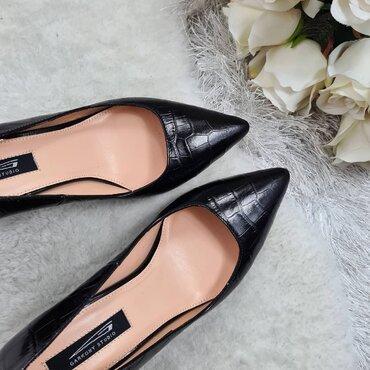 Pantofi de dama negrii Samira
