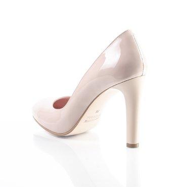 Pantofi lac nude Joli
