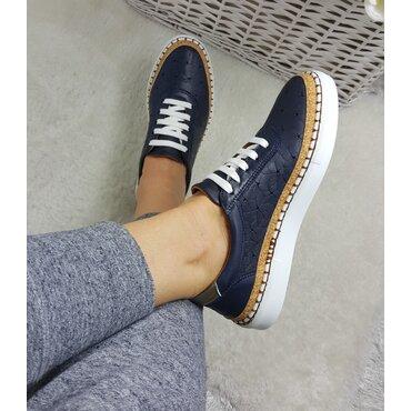 Pantofi tip mocasini bleomarin Mali
