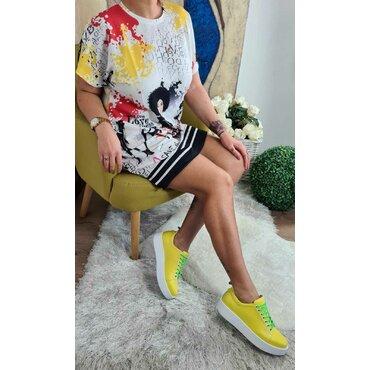 Rochie color de zi Fashion