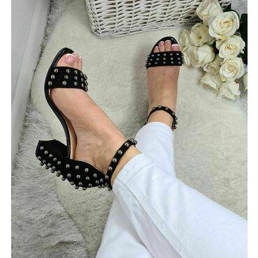 Sandale negru Iron