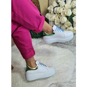 Sneakers albi Roxy