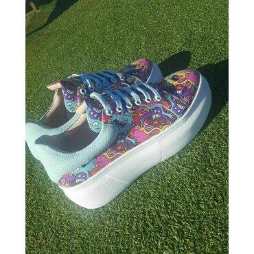 Sneakers dama Roxy K