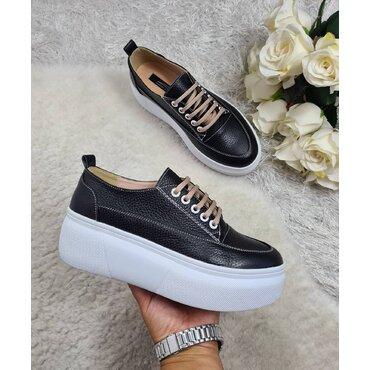 Sneakers negri Bony