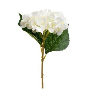 Adalia Floare artificiala, Plastic, Alb