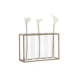 Alawa Vaza decorativa, Sticla, Transparent