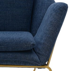 Anthony Fotoliu, Textil, Albastru