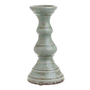 Arabel Suport lumanare, Ceramica, Verde