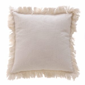 Audrey Perna decorativa, Textil, Bej
