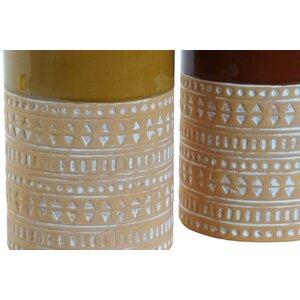 Batice Vaza, Ceramica, Portocaliu