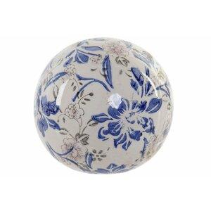 Berfin Bila decorativa, Ceramica, Albastru