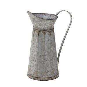 Can Carafa, Metal, Argintiu