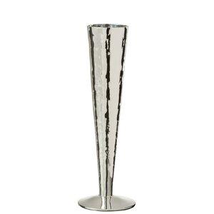 Champ Pahar sampanie, Sticla, Argintiu