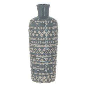 Charo Vaza, Ceramica, Gri