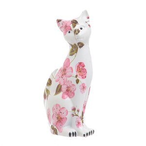 Clash Decoratiune pisica mica, Polirasina, Multicolor