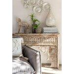 Coralis Vaza mica, Ceramica, Gri