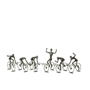 Deborah Decoratiune ciclist mica, Fier, Negru