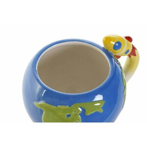 Earth Cana, Ceramica, Albastru