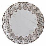 Ethy Farfurie suport, Ceramica, Multicolor
