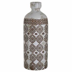 Ethy Vas decorativ mare, Ceramica, Multicolor