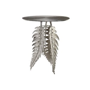 Fela Masuta frunze, Aluminiu, Argintiu