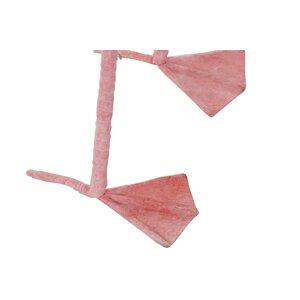 Flameta Decoratiune flamingo, Polistiren, Roz